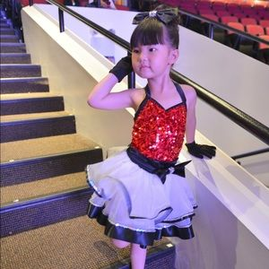 Other - Tutu costume with bow